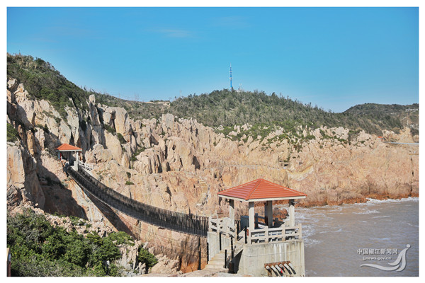 """甲午岩景区,被誉为""""东海第一大盆景"""""""